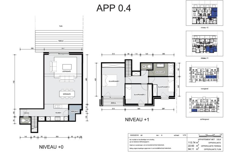 Residentie Castel App 0 4 M Probuild