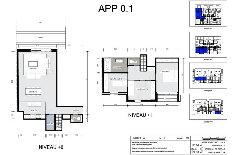 Residentie Castel App 0 1 M Probuild