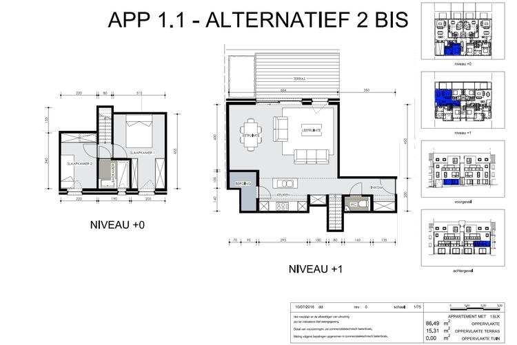 Residentie Castel App 1 1 M Probuild